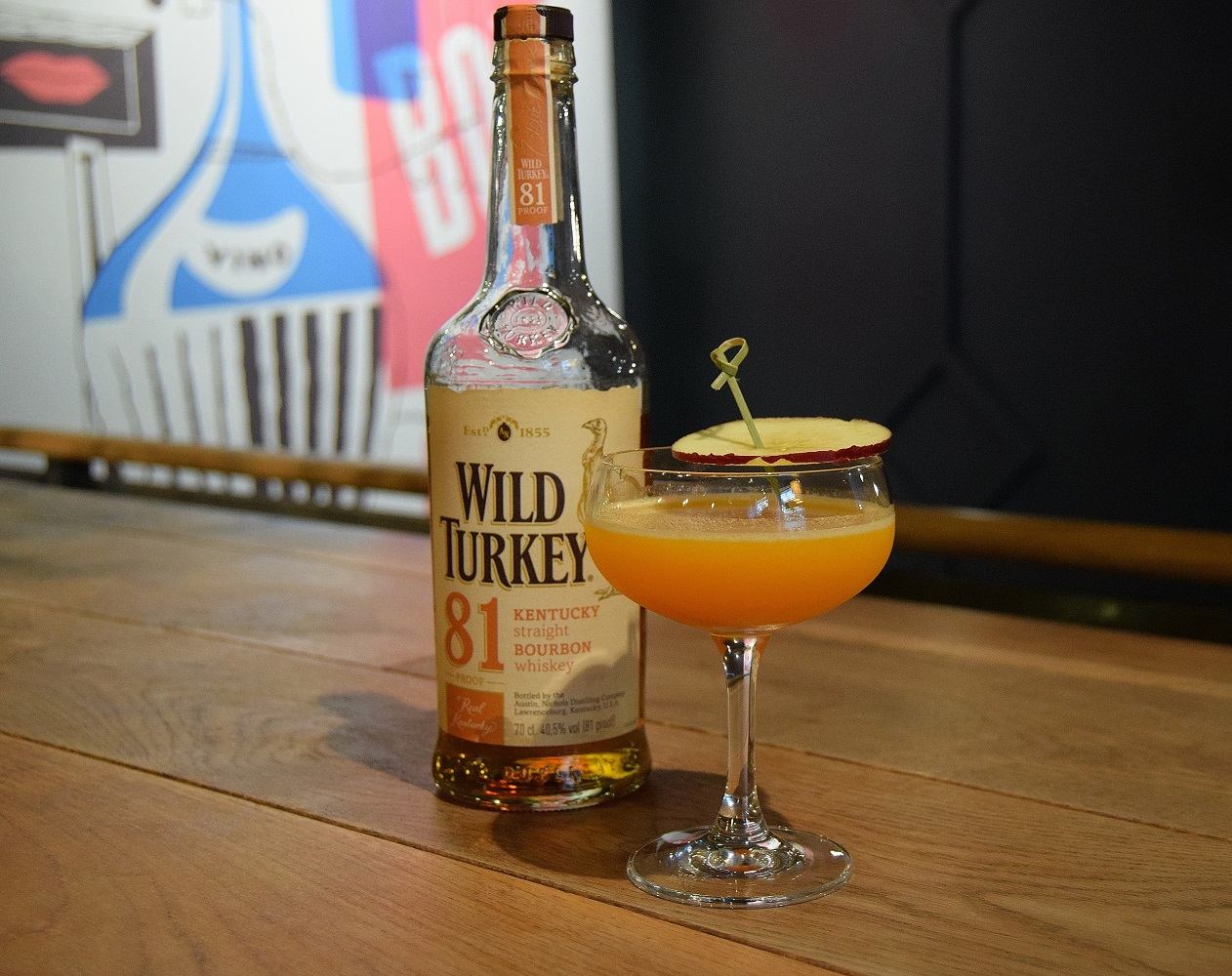 Bad Apples Cocktail
