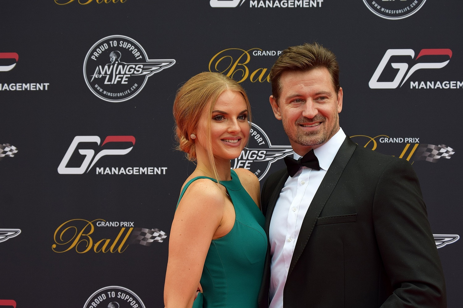 Grand Prix Ball 2018 Guests
